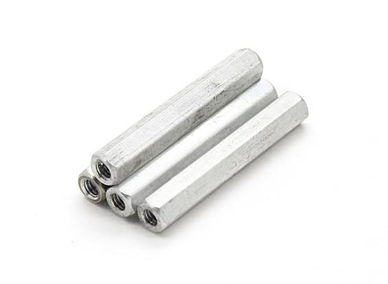 Tarot 450 Pro / Pro V2 DFC hexagonales de aluminio espaciadores (TL45044)