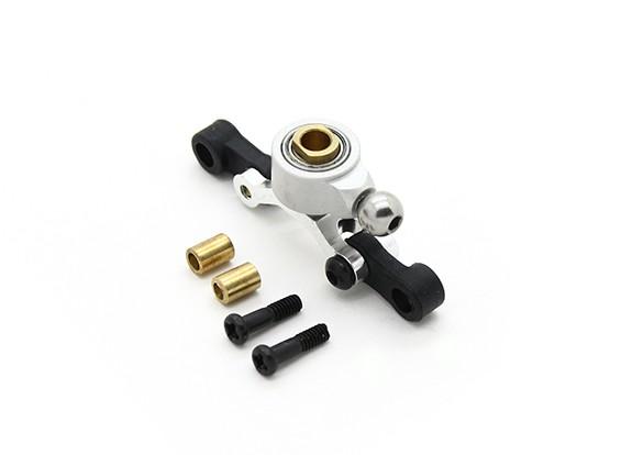 Tarot 450 v2 metal del rotor de cola Asamblea Pitch - plata (TL1200-03)