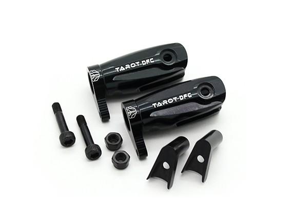 Tarot 450 Pro / Pro V2 conjunto de agarre del DFC principal de la lámina - Negro (TL48011-B)