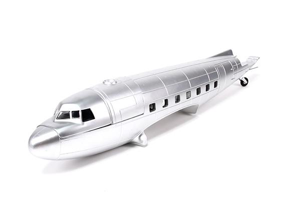 HobbyKing ™ DC-3 1600mm - Fuselaje
