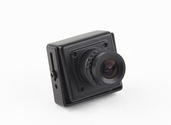 Fatshark 700TVL CCD de alta resolución FPV Tuned cámara V2 (PAL)