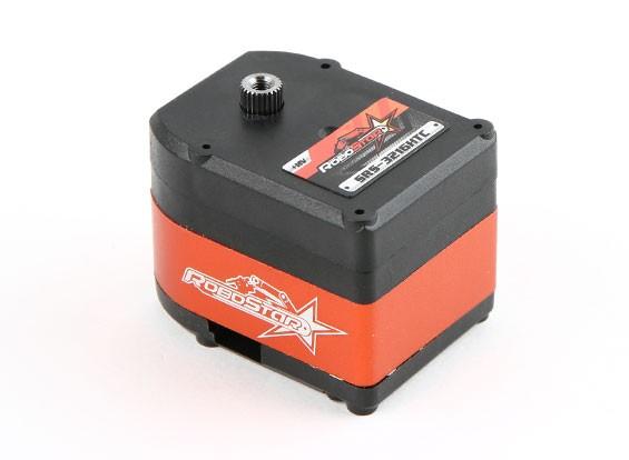 ROBOSTAR SRS-3216HTG 280 ° Digital Metal Gear robot de alto voltaje Servo 32.4kg / 0.16Sec / 73g