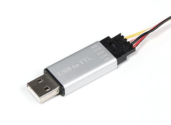 FEIYU Tech FY-90Q cable de interfaz USB con cables extraíbles
