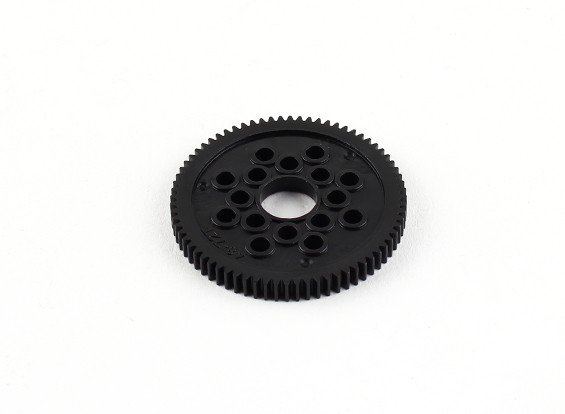 BSR Racing M.RAGE 4WD M-Chasis - Spur Gear 72T
