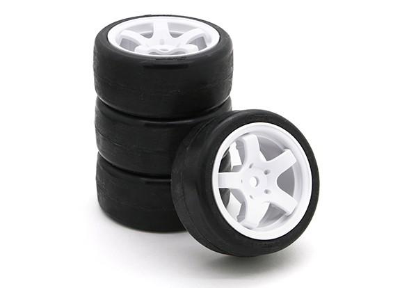 Barrer SWP-MN40 Mini Touring completo juego de neumáticos de 40 grados (4pcs)