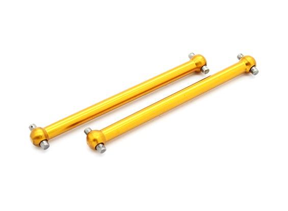 Opción Alu. Dogbones - Basher PitBull 1/18 4WD Desert Buggy (2 unidades)