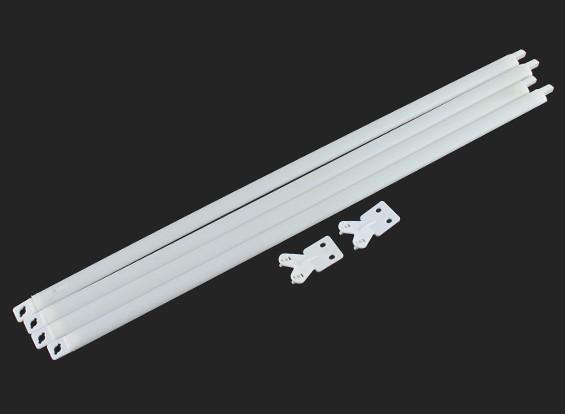 Súper Decathlon 1400mm - Struts W / Soportes