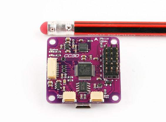 Control de vuelo Openpilot CC3D con el conjunto de cable plenamente autorizado