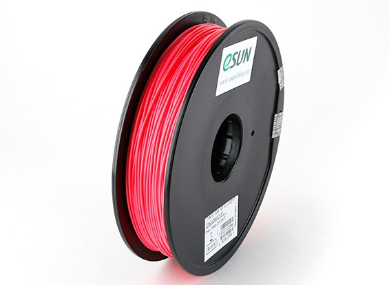 Impresora 3D ESUN Filamento Rosa 1,75 mm 0,5 kg ABS Carrete