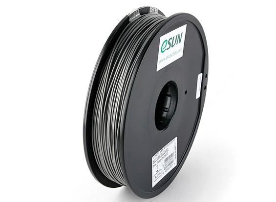 ESUN 3D de filamentos de impresora de plata 1,75 mm 0,5 kg ABS Carrete