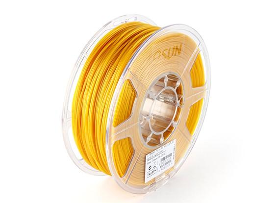 ESUN 3D 1,75 mm filamentos de oro de la impresora EPL 1kg rollo