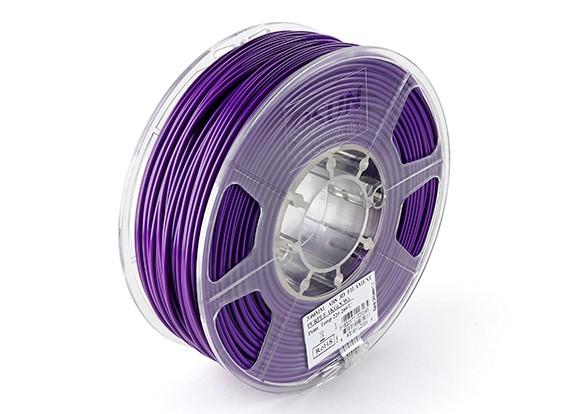 ESUN 3D Filamento impresora púrpura 3mm ABS 1kg rollo