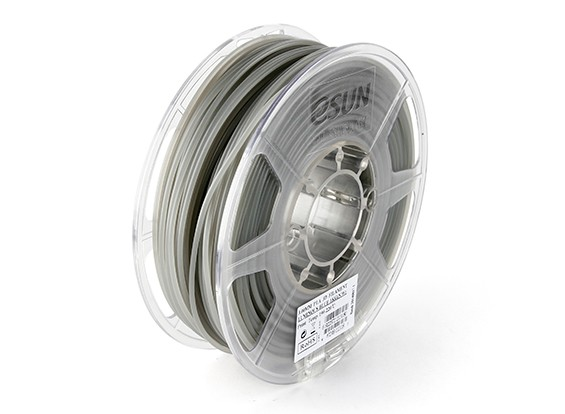 ESUN 3D de filamentos luminosos azules impresora 3mm PLA 1kg rollo
