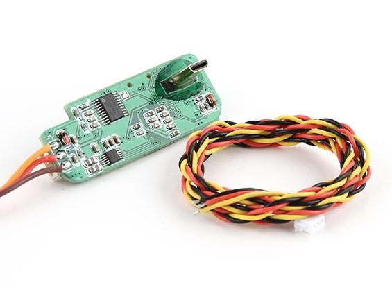 Micro HDMI a A / V del convertidor w / Función disparador remoto para Sony A5000 / A6000 y GOPRO 3 series