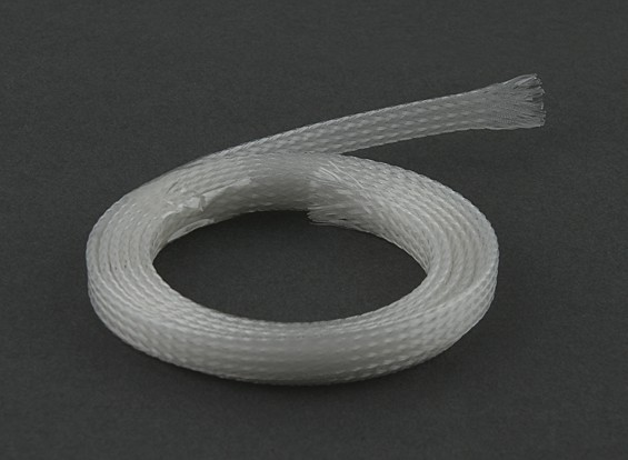 Alambre de malla protector claro de 6 mm (1m)