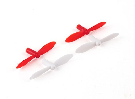 WLToys V272 Quadcopter - Prop (CWplusCCW) (2pairs / bolsa)