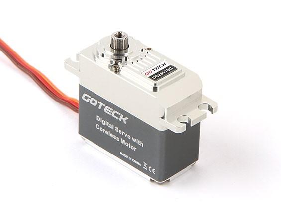 Goteck DC2611S Digital MG metal Entubado del esfuerzo de torsión servo 22kg / 0.14sec / 77g