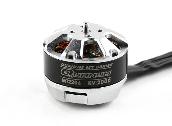 Quanum Serie MT 2206 2000KV sin escobillas del motor Multirotor Construido por DYS
