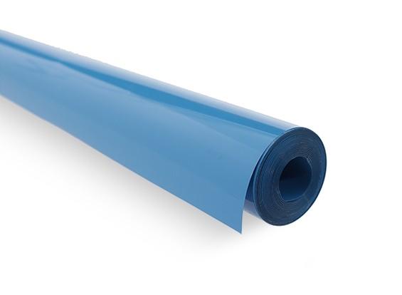 Recubrimiento de película de color azul celeste Sólido (5mtr) 109