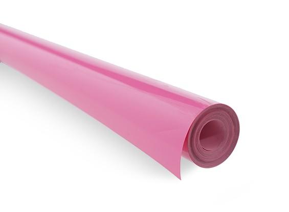 Recubrimiento de película sólido rosa (5mtr) 117