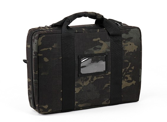 SWAT MP7 Bolsa de transporte (Negro)