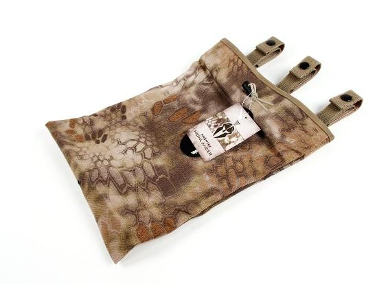 SWAT Cordura bolsa de la gota del compartimiento (Kryptek Highlander)