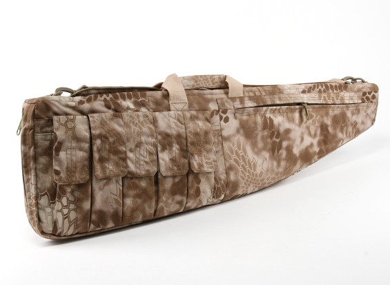 SWAT 41 pulgadas táctico del arma del rifle bolsa (Kryptek Nomand)