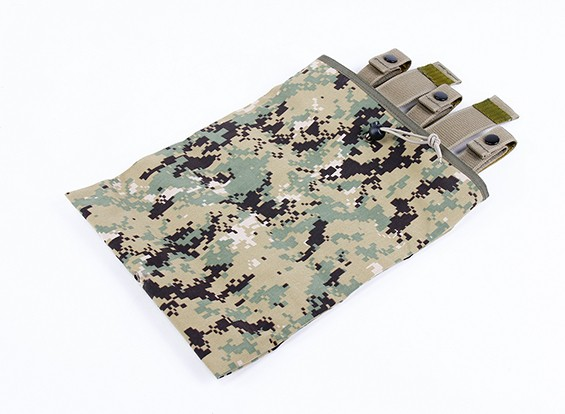 SWAT Cordura bolsa de la gota del compartimiento (AOR2)