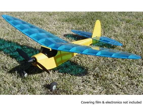 Modelos a Escala Parque LoLo Trainer 762 mm Balsa (KIT)