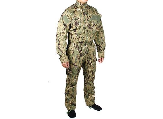 Emerson NWU Tipo III AOR2 conjunto uniforme (talla S)