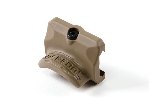 PTS GoGun Gas Pedal RS2 (tierra oscura)