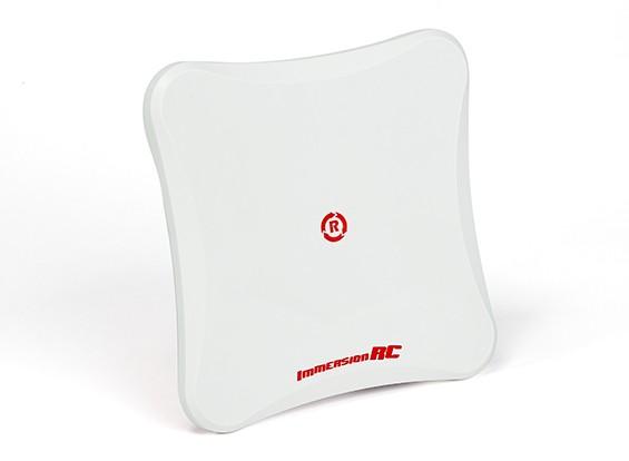 ImmersionRC y Fatshark SpiroNet 2,4 GHz Antena Patch RHCP