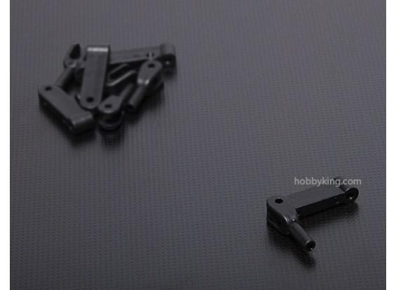 2.5x30mm horquilla con los brazos M4 (5pcs / set)