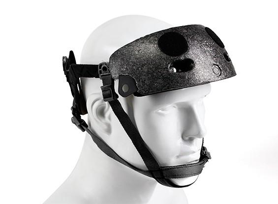 Kit Liner FMA ACH OCC-Dail de ACH helment (Negro)