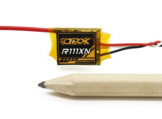 OrangeRx R111XN DSMX / DSM2 receptor compatible nano satélite