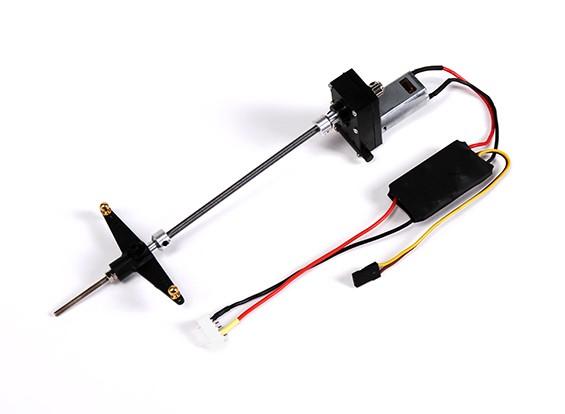 HobbyKing ™ Super-G autogiro - Sistema de encendido automático