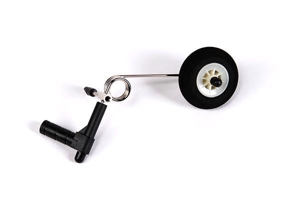 Hobbyking ™ Super-G autogiro - Cola Asamblea de ruedas