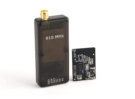 Micro de radio telemetría HKPilot fijado con el PCB integrada Antena 915Mhz
