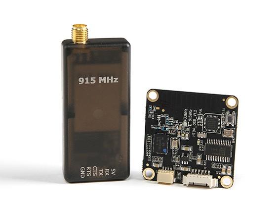 Micro módulo de radio telemetría HKPilot con la presentación en pantalla (OSD) Unidad - 915MHz.
