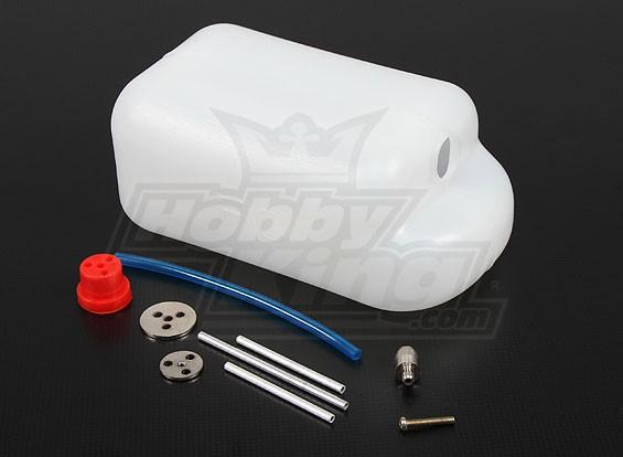 750cc del depósito de combustible (50 cc ~ Motor 60cc)