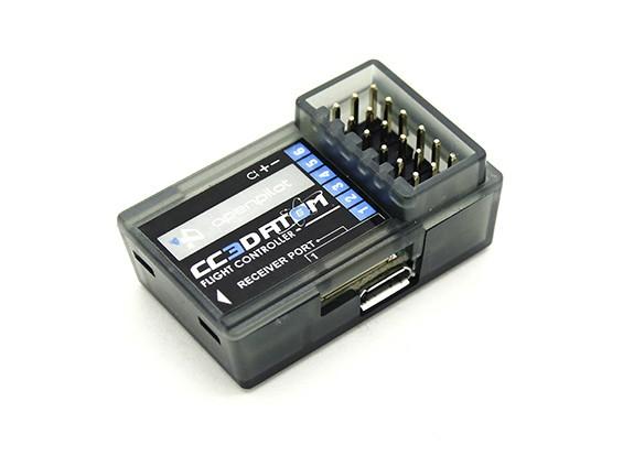 CC3D Atom OpenPilot Junta de Control de Vuelo Autorizado (contactos verticales)