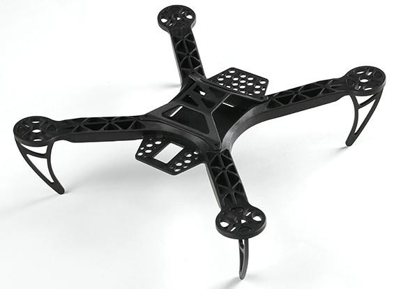 HobbyKing FPV260 Up-Swept mini aviones no tripulados (KIT)