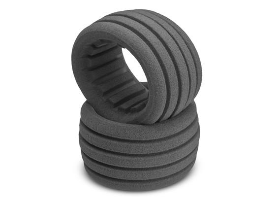 JConcepts Suciedad-Tech 1 / 10º del estadio de camiones de neumáticos Insertos - Medium / Empresa