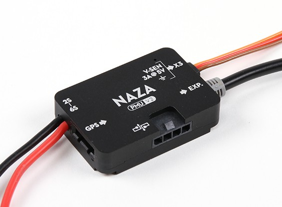 DJI Naza-M V2 PMU (1 unidad)