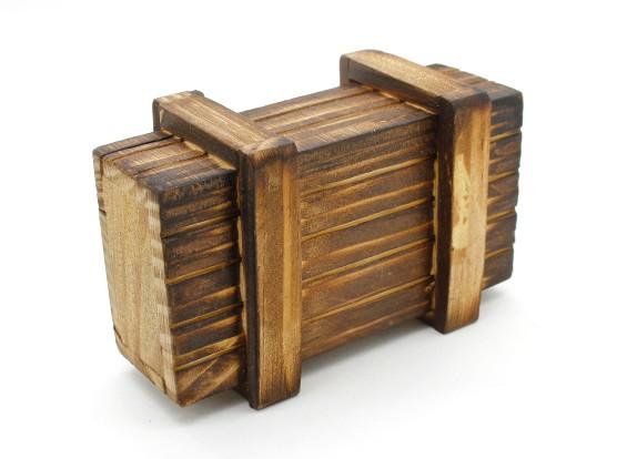 1/10 escala del equipaje Box - Large
