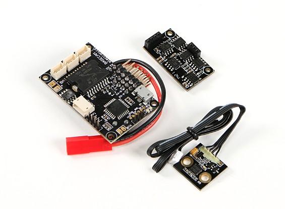 8-Bit Mini 3 controlador cardán Eje AlexMos sin escobillas con IMU
