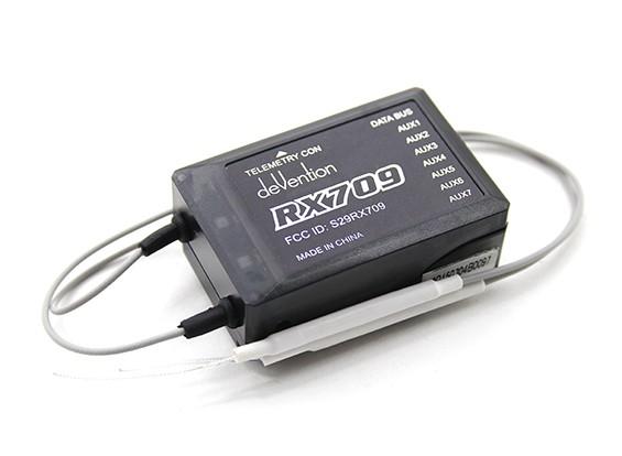 Receptor de reemplazo RX709 FCC Aprobado (X4-Z-16) - Walkera scout X4