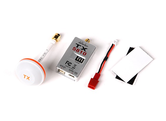Video transmisor Walkera TX5811 5.8Ghz 25 mW FPV (FCC Aprobado)