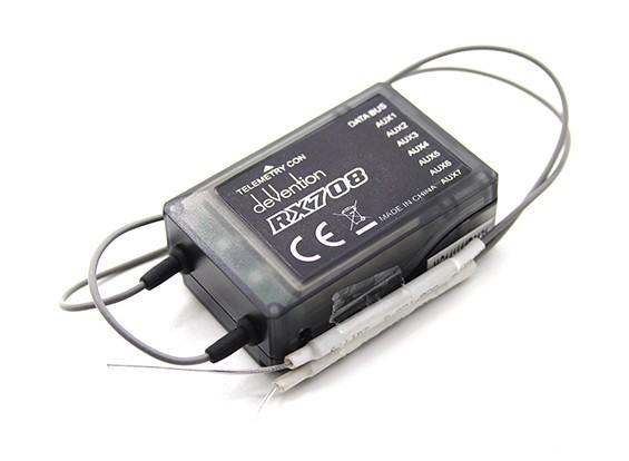 Receptor de reemplazo RX708 CE aprobado (H500-Z-27) - Walkera Tali H500