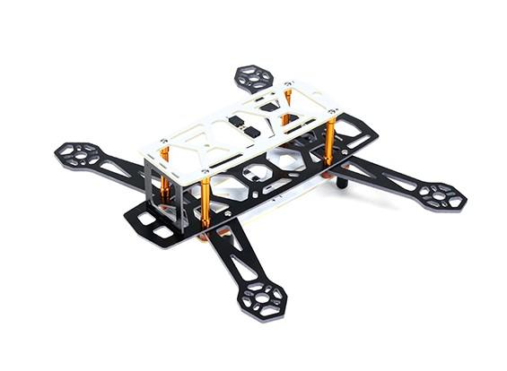 Dardo 230 FPV Drone w / PCB integrada y (Kit) de LED